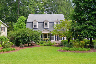 Greenville Single Family Home For Sale: 211 Chowan Road