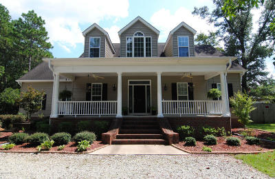 Rocky Point Single Family Home For Sale: 511 Island Creek Road