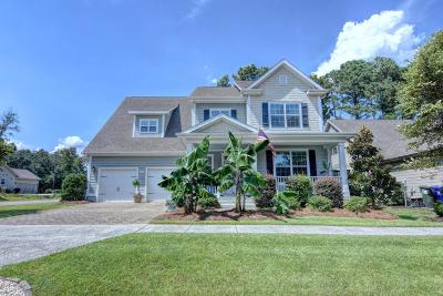 Wilmington Single Family Home For Sale: 7916 Flip Flop Lane