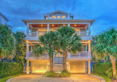 Wrightsville Beach Single Family Home For Sale: 115 N Channel Drive