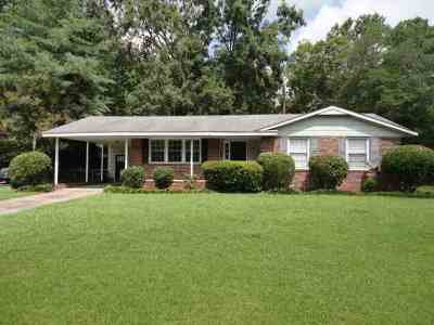 Jacksonville Rental For Rent: 1209 Logan Court
