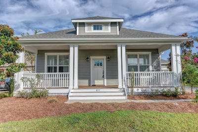 Onslow County Single Family Home For Sale: 417 Belvedere Drive