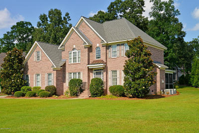 Greenville Single Family Home For Sale: 4203 Dunhagan Road