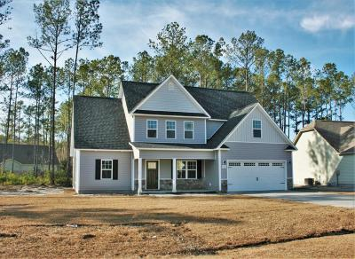Jacksonville Single Family Home For Sale: 503 Maggie's Court