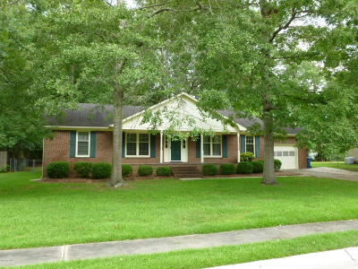 Jacksonville Single Family Home For Sale: 289 Forest Grove Avenue