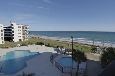 Indian Beach Condo/Townhouse For Sale: 1505 Salter Path Road #407