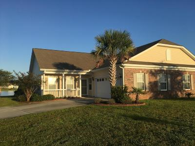 Carolina Shores Condo/Townhouse For Sale: 1020 Coleto Creek Lane