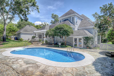 Wilmington Single Family Home For Sale: 2333 Ocean Point Drive