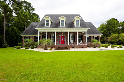 Jacksonville Single Family Home For Sale: 342 Royal Bluff Road