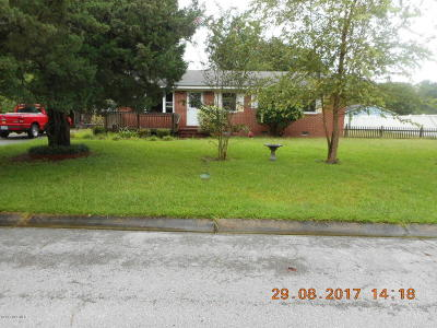 Jacksonville Single Family Home For Sale: 105 Lanza Place