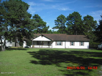 Hubert Single Family Home Active Contingent: 353 Highway 172
