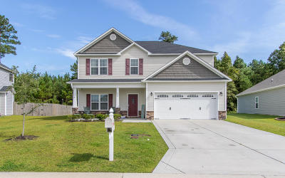 Jacksonville Single Family Home Active Contingent: 814 Dynasty Drive