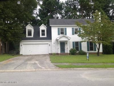 Jacksonville Rental For Rent: 95 Archdale Drive