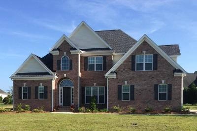 Greenville Single Family Home For Sale: 209 Riverdale Court