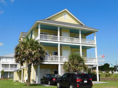 Atlantic Beach Condo/Townhouse For Sale: 207 Ocean Boulevard #A
