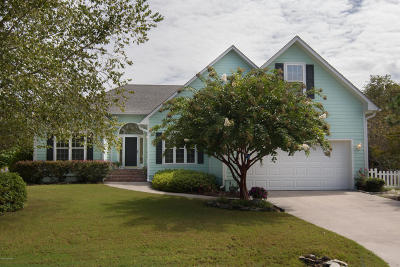 Southport Single Family Home For Sale: 4156 Buckingham Court