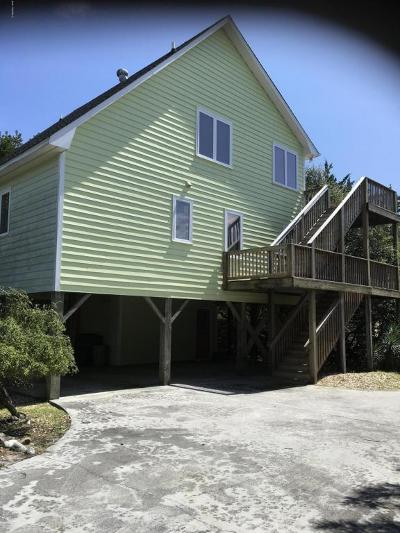 Emerald Isle Single Family Home For Sale: 107 Wyndward Court