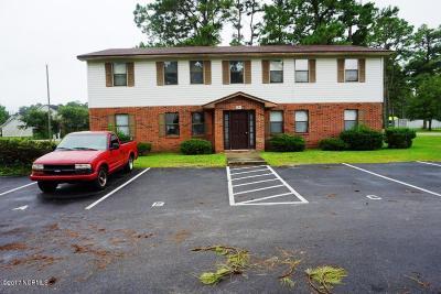 Jacksonville Rental For Rent: 101 Ravenwood Drive #D