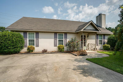 Northwoods Single Family Home For Sale: 121 Opossum Trot Court