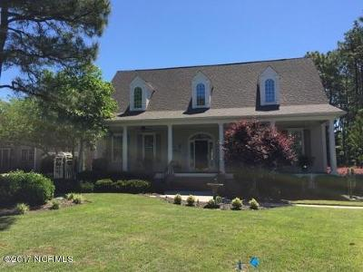 Southport Single Family Home For Sale: 3419 Members Club Boulevard SE