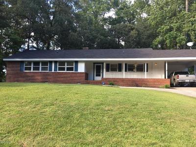 Havelock Single Family Home For Sale: 136 E Sherwood Drive