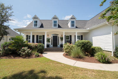 Southport Single Family Home For Sale: 2819 Pine Forest Drive