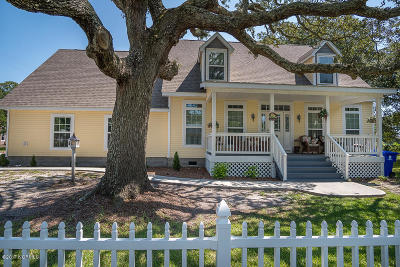 Beaufort Single Family Home For Sale: 802 Mulberry Street