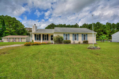 Onslow County Single Family Home For Sale: 1010 Jennifer Drive