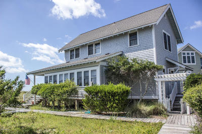 Bald Head Island Single Family Home For Sale: 5 Scotch Bonnet