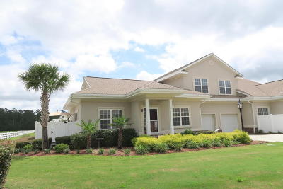 Brunswick Plantation Condo/Townhouse For Sale: 8974 Smithfield Drive NW #3