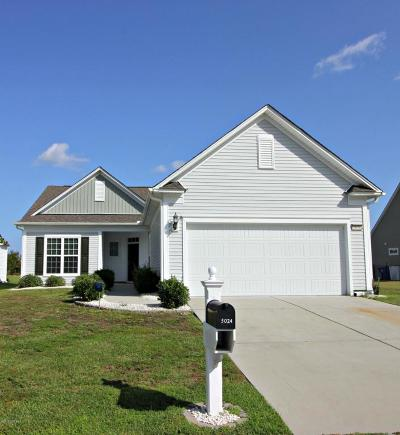 Southport Single Family Home For Sale: 5024 Ballast Road