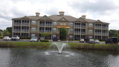 Calabash Condo/Townhouse For Sale: 395 S Crow Creek Drive NW #2316