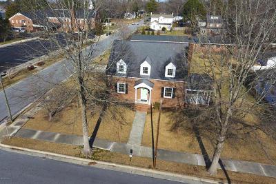 Farmville Single Family Home For Sale: 4168 E Church Street