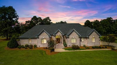 Farmville Single Family Home For Sale: 4152 Dale Drive