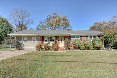 Jacksonville Single Family Home For Sale: 3 Victoria Road
