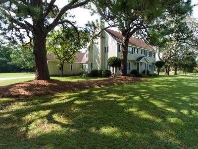 Newport Single Family Home For Sale: 168 Cedar Lane