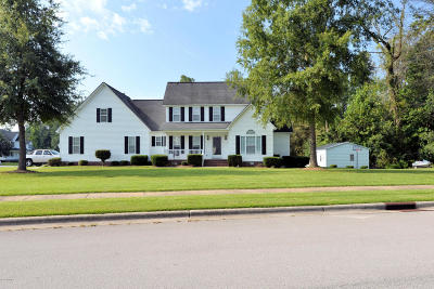 Winterville Single Family Home For Sale: 1501 Dunbrook Drive