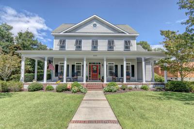 Southport Single Family Home For Sale: 6230 Pebble Shore Lane