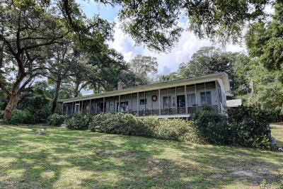 Wilmington Single Family Home For Sale: 1929 Middle Sound Loop Road