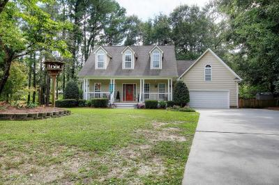Castle Hayne, Burgaw, Rocky Point Single Family Home For Sale: 3604 Cole Court