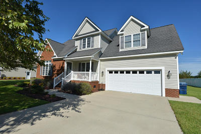 Grimesland Single Family Home For Sale: 651 Broadmoor Court