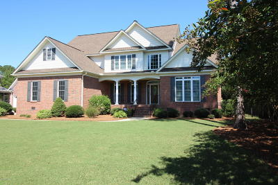Greenville Single Family Home Active Contingent: 603 Rupert Drive