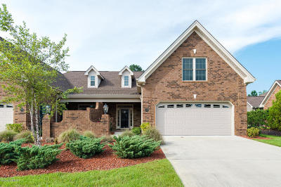 Leland Condo/Townhouse For Sale: 3795 Anslow Drive