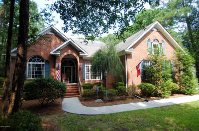 Wilmington Single Family Home For Sale: 8104 Schooner Place
