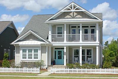 Leland Single Family Home For Sale: 2049 Shelmore Way
