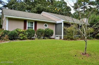 Jacksonville Single Family Home For Sale: 800 Mill River Road