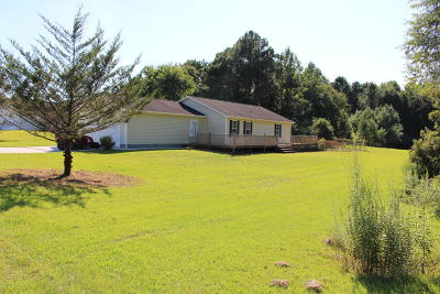 Onslow County Single Family Home For Sale: 121 Villa Park Drive
