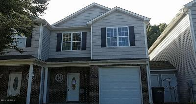 Holly Ridge Condo/Townhouse For Sale: 307 Triton Lane