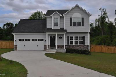 Richlands Rental For Rent: 213 Cottage Brook Court