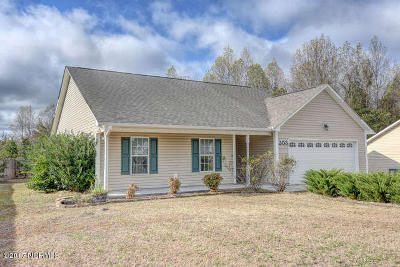 Beulaville Single Family Home For Sale: 203 Chandler Simpson Court